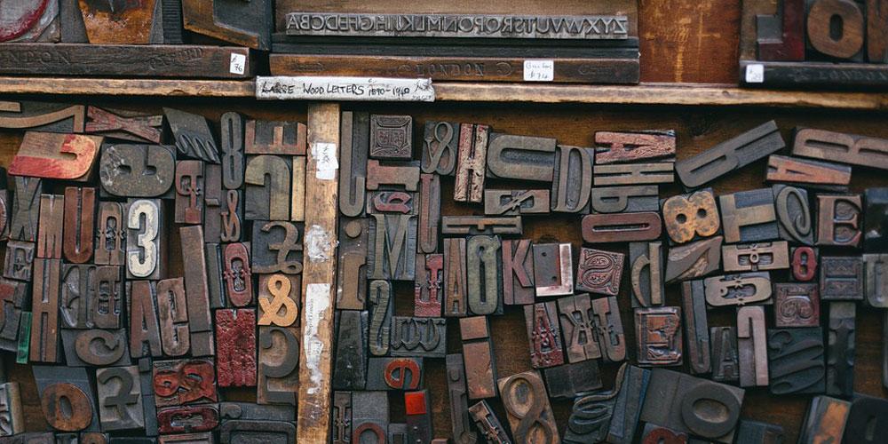 Curso Impreso antiguo: Géneros editoriales