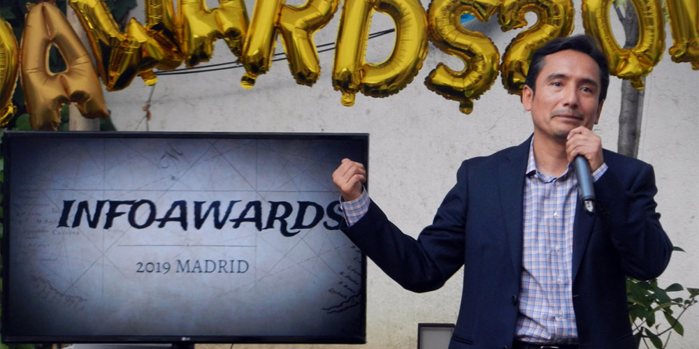 Disponible vídeo de la entrega de premios INFOAWARDS 2019