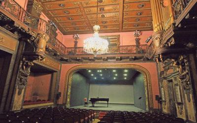 Visita a la Biblioteca de la Escuela Superior de Canto de Madrid
