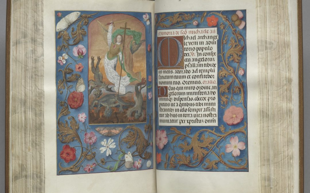 Hours of Queen Isabella the Catholic